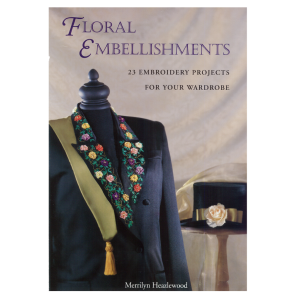 floral embelishments - covers