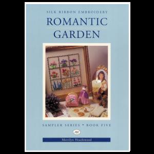 romantic garden - cover
