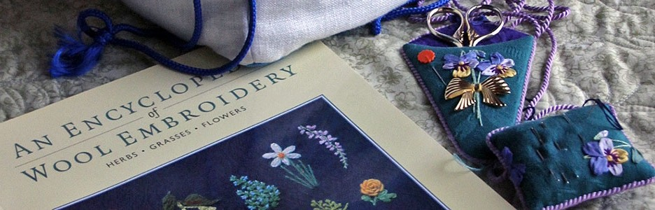 An Encylopedia of Wool Embroidery