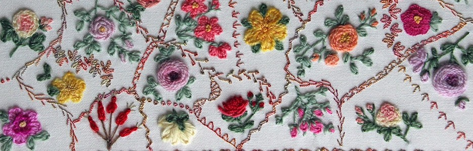 An Encylopedia of Embroidery