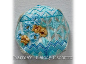Marnie's Melody – Biscornu