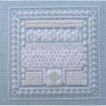 NotSantasBootKit - Needlepoint Kit